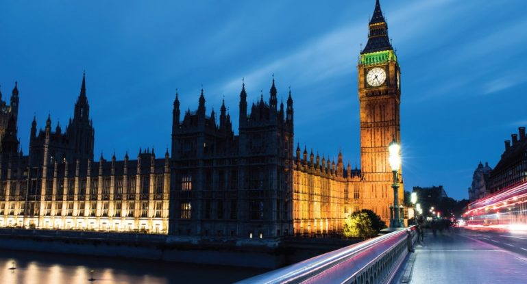 Houses of Parliament and Big Ben, part of the London Highlights tour by Guidelines to Britain
