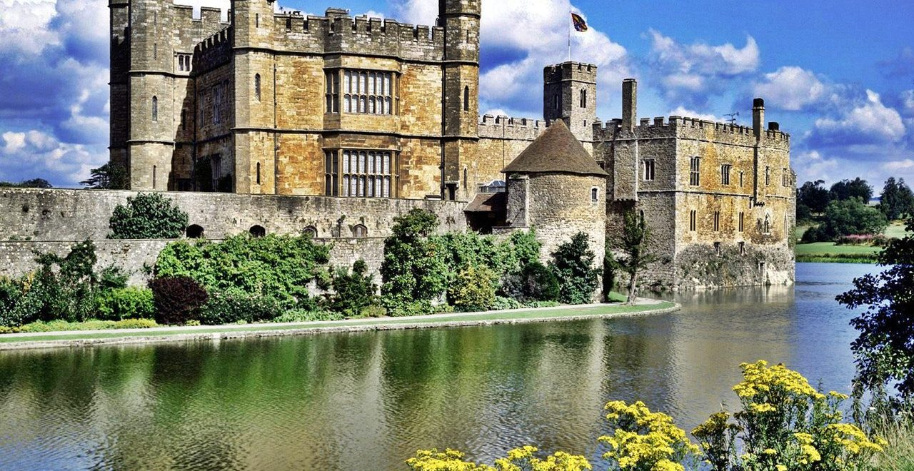 Leeds Castle, Canterbury & Dover – Driver Guide