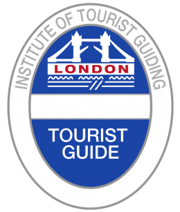 Guidelines to Britain, a member of the Institute of Tourist Guiding