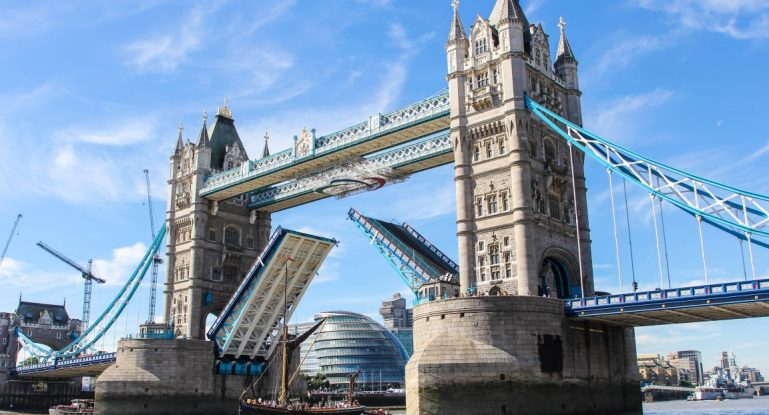 Tower Bridge, part of the London Highlights tour by Guidelines of Britain