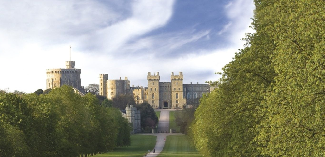 Royal Windsor Castle & Hampton Court Palace and Gardens – Driver Guide