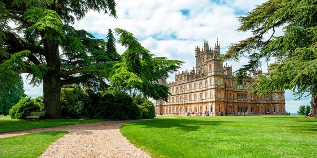 Downton Abbey, a countryside tour by Guidelines to Britain