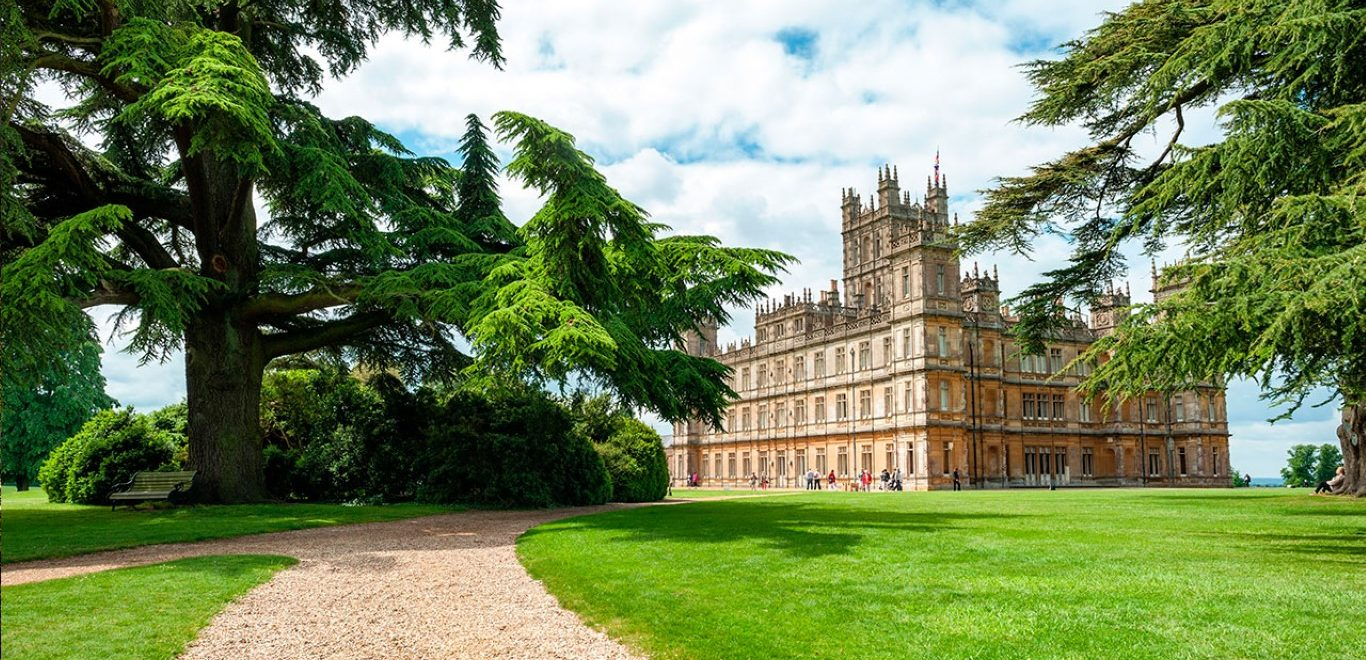 The English Stately Home & Garden – Driver Guide by Guidelines to Britain