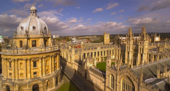 Oxford, Blenheim Palace & Cotswolds Countryside – Driver Guide