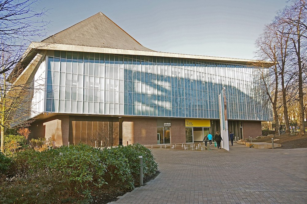 Design Museum in London. Photo Credit: © Anthony O'Neil via Wikimedia Commons.