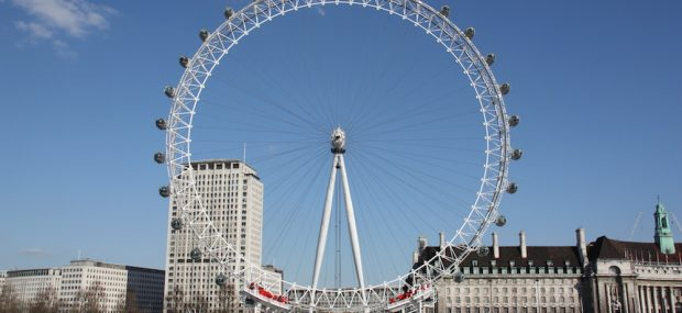 London Eye. Photo Credit: © Khamtran via Wikimedia Commons.