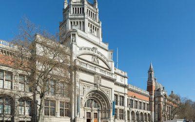 Victoria & Albert Museum in London. Photo Credit: © Diliff via Wikimedia Commons.