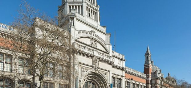 Victoria & Albert Museum in London. Photo Credit: © Diliff via Wikimedia Commons.