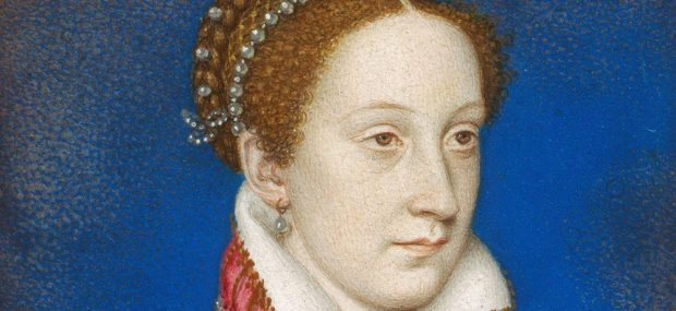 Mary Queen of Scots portrait by François Clouet. Photo Credit: © Public Domain via Wikimedia Commons.