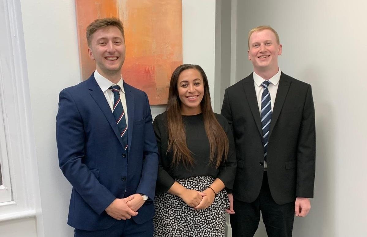Alex, Ella and Luke of Guidelines to Britain