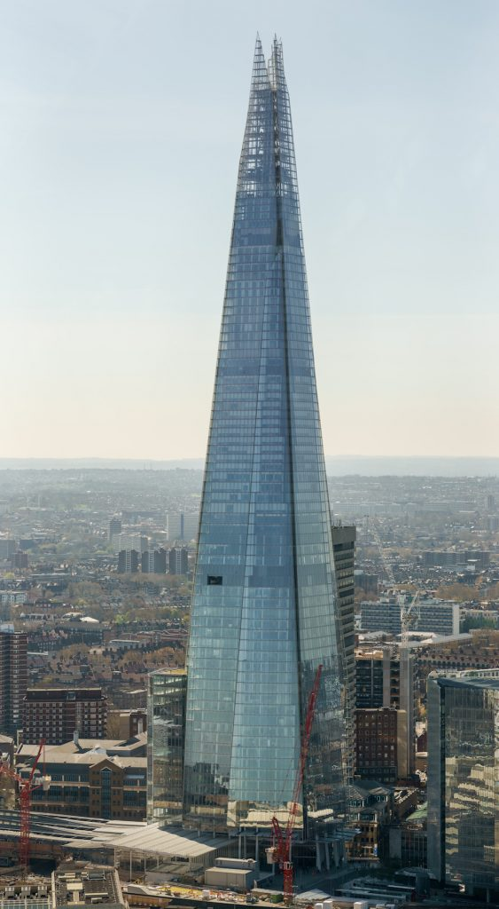 The Shard building in London. Photo Credit: © Colin via Wikimedia Commons.